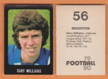 Brighton Hove Albion Gary Williams